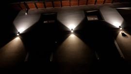 Illuminazione esterna.