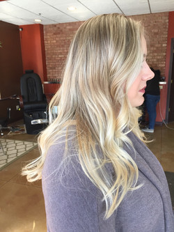Biolage and ombre