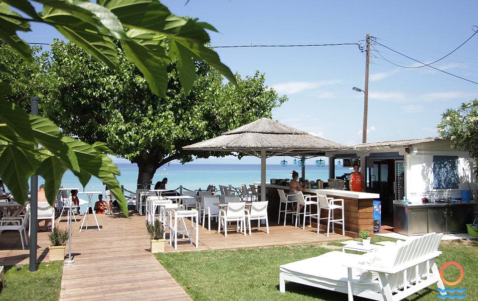 λωτός beach bar kallithea