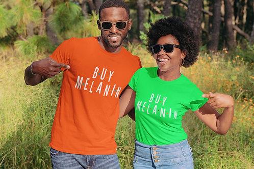 Unisex Signature Buy Melanin Tee