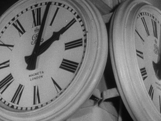 Van Gogh and Marclay's The Clock at the National Gallery