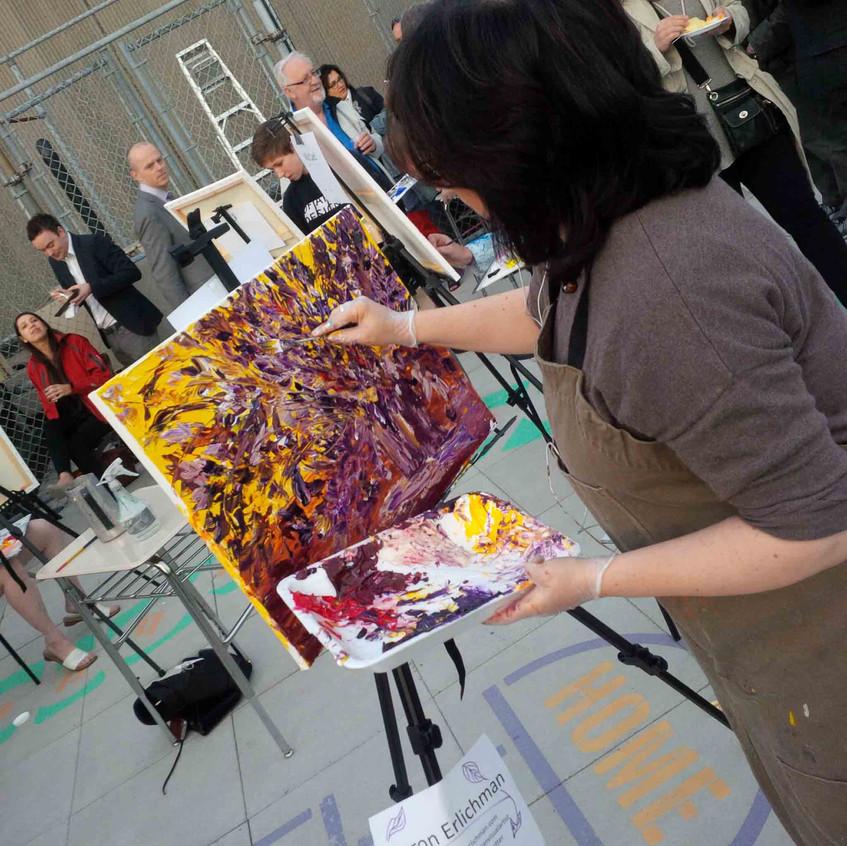 Linden Art Clash Round One 2015 Small