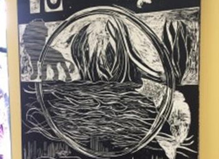 Printmaking in Val David: L'Atelier de L`ile 40th Anniversary Celebration