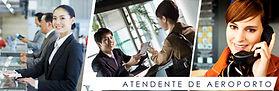 CURSO DE INGLÊS PARA ATENDENTES DE AEROPORTO