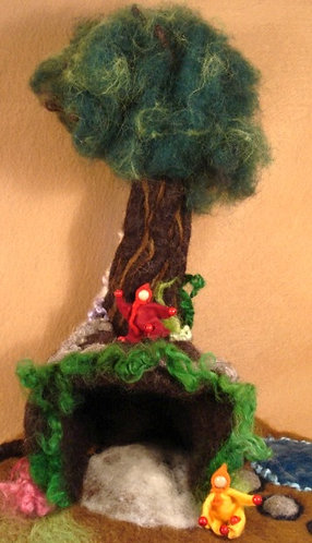 Treehouse Party Pavilion Mini