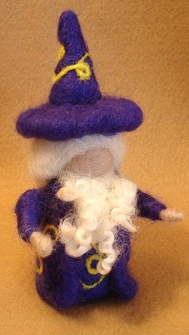 Playful Wizard