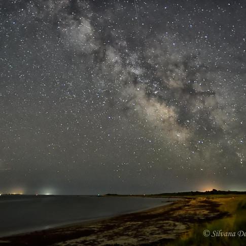Horseneck Beach, Milky Way