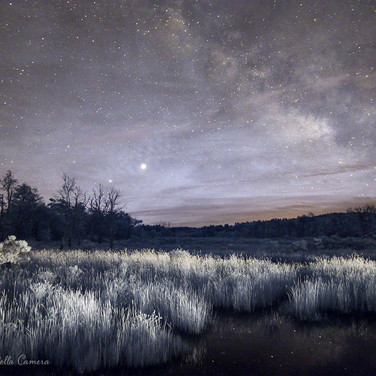 Wetlands and the Milky Way