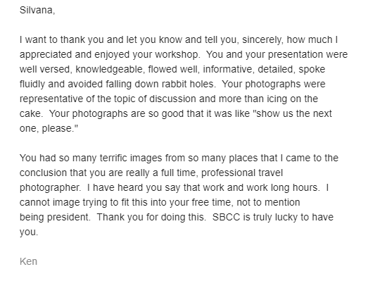 Ken Salome Workshop Feedback.png