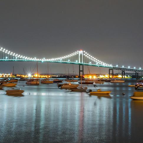 Pell Newport Bridge, Rhode Island