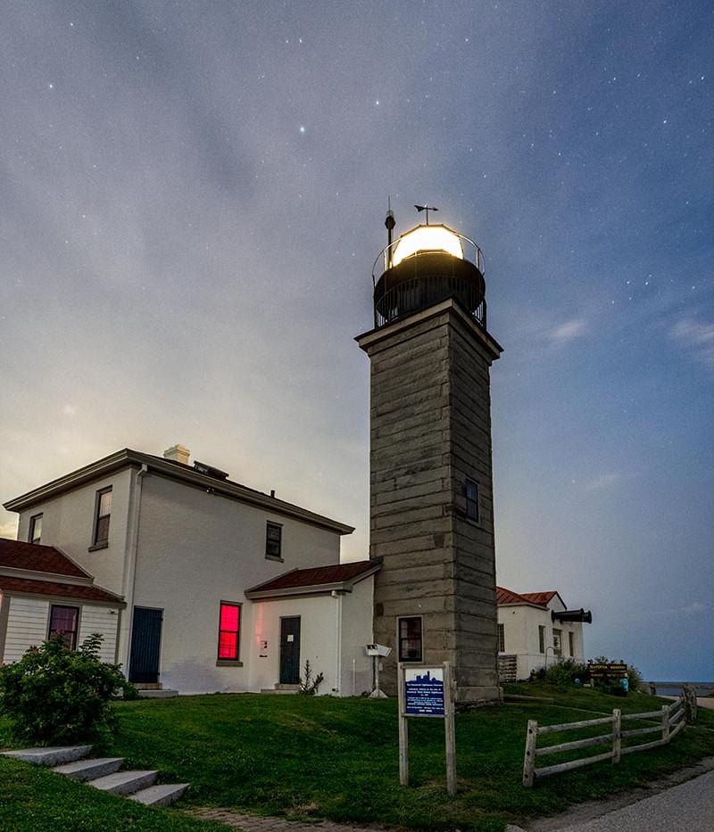 Beavertail Light