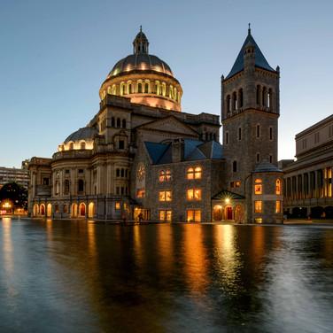 Mother Church - Christian Science Boston