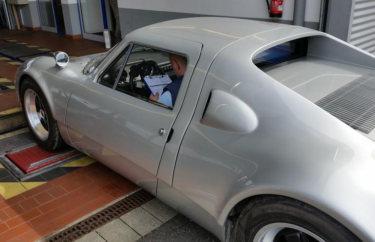 Porsche 904 Replika