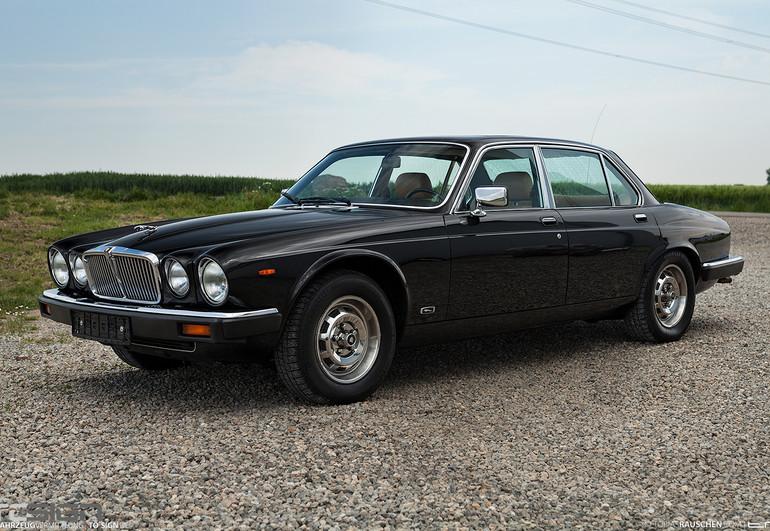 Jaguar XJ6 Limousine