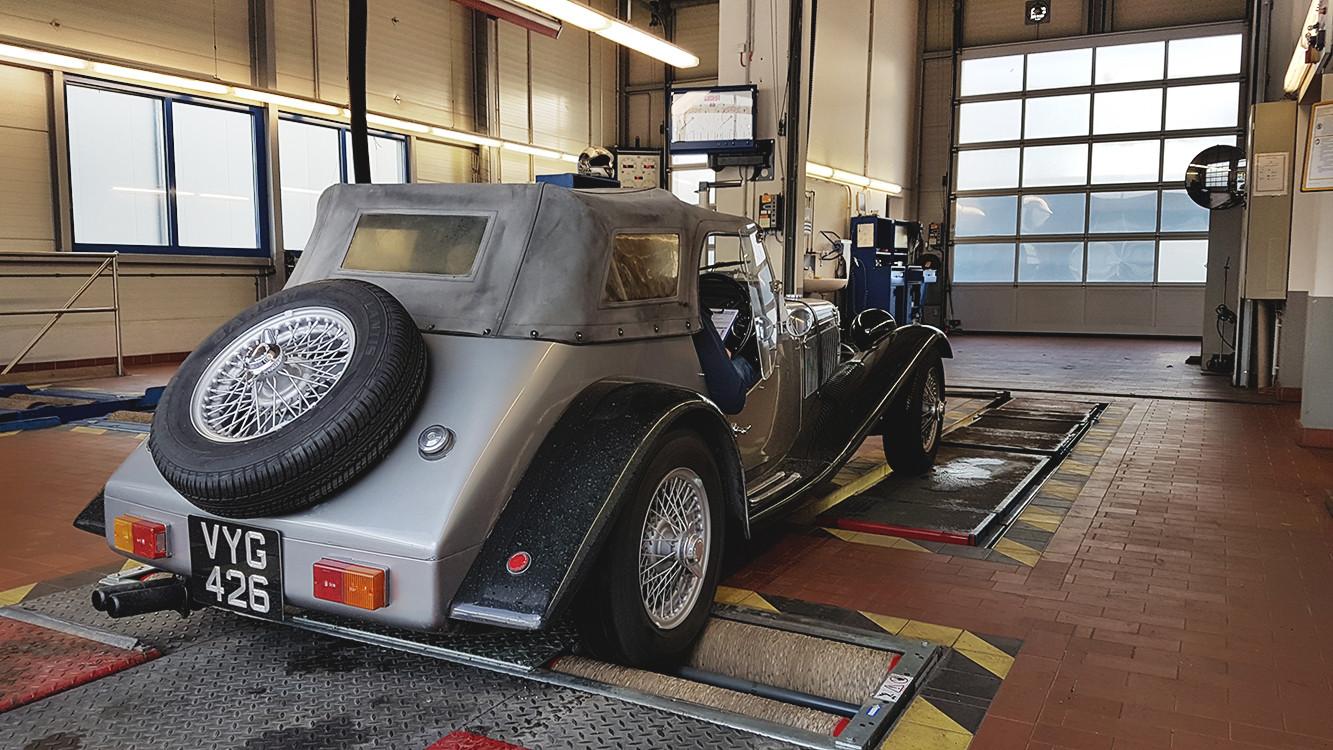 NG-TF Roadster KiT Car