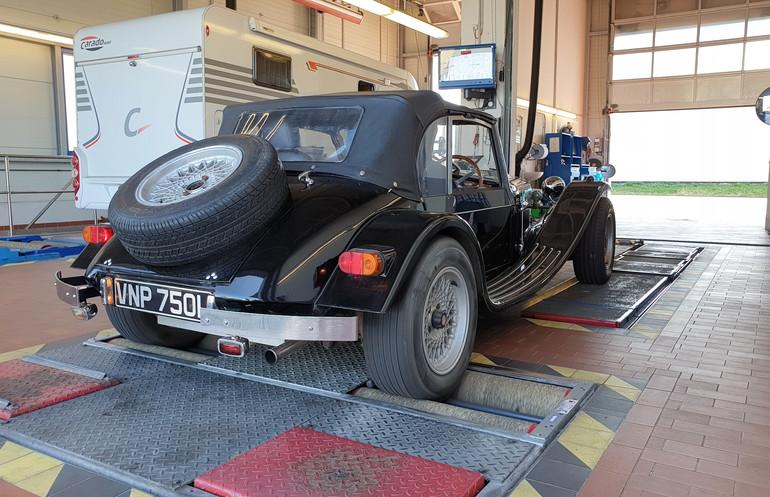 Marlin Berlinetta Kit Car