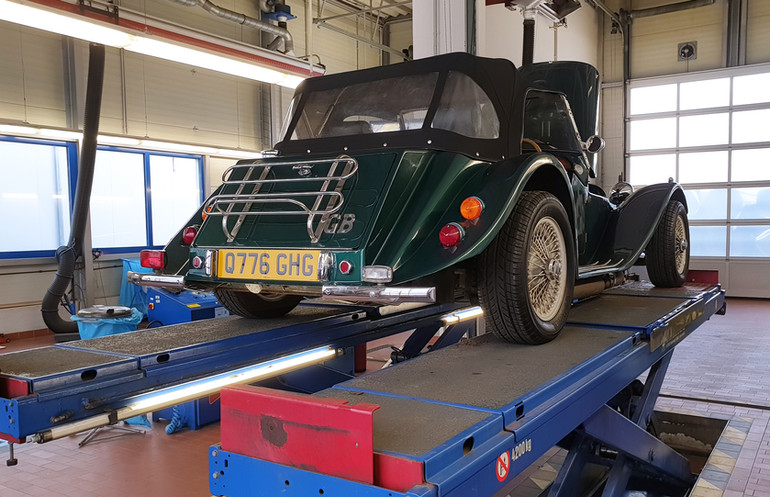 Merlin TF Kit Car
