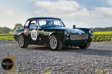 MG Midget Racecar TOSIGN