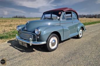 Morris Minor Cabriolet