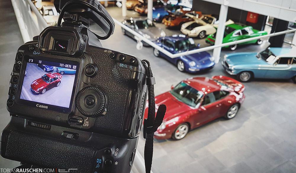 Fahrzeug-Fotografie