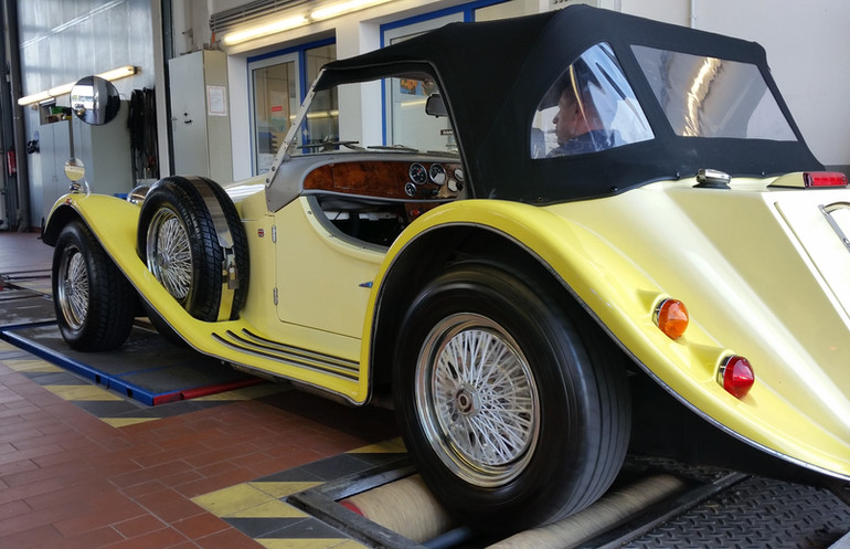 Merlin TF Roadster