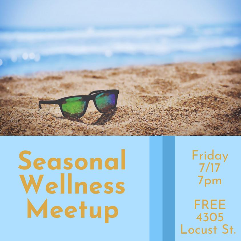 Seasonal Wellness Meetup