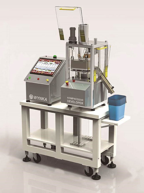 KM DeveloperRotary Press -NEW!