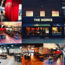 Completion of The Works Restaurant High Wycombe