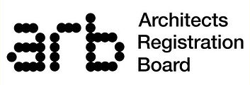 Architects Registration Board logo and link