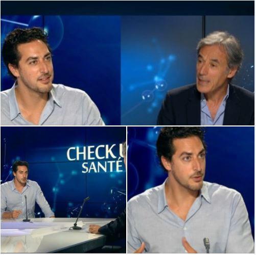 Kevin Finel Arche hypnose BMF TV, Laurie Le Borgès, hypnose paris 10, hypnotherapeute Paris 10