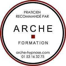 arche recommandée laurie le borgès hypnose Paris 10 maitre praticien