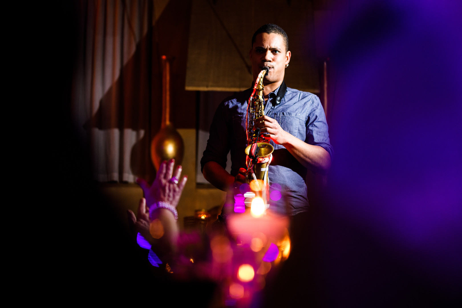 saxophone anniversaire