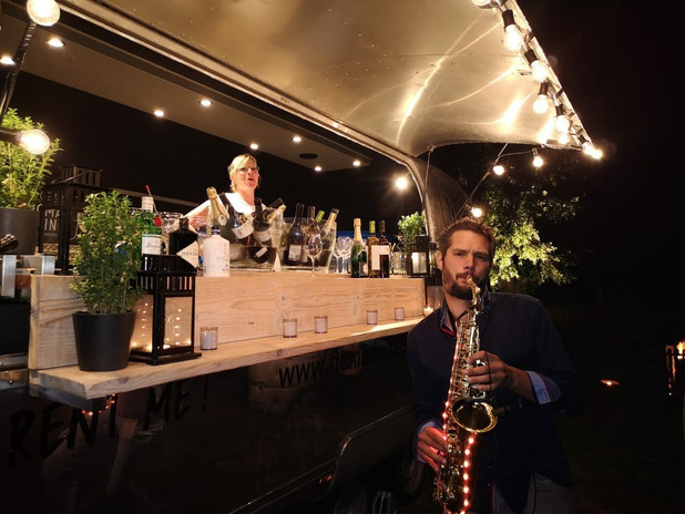 party saxophone
