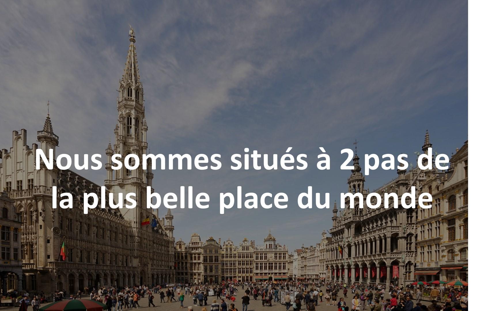 decilo Bruxelles localisation adresse