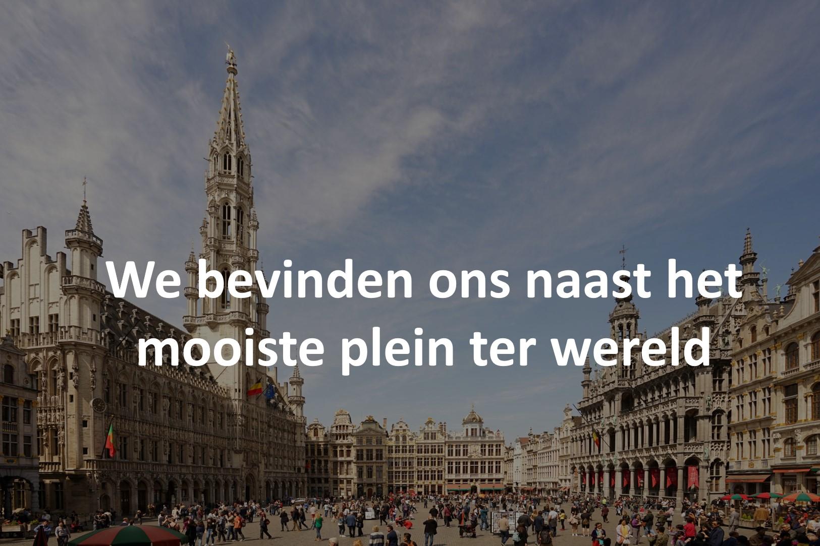 decilo Brussel locatie adres