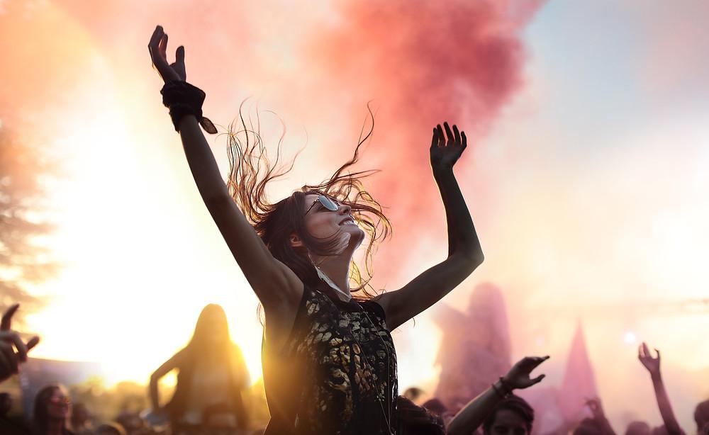 protégez vos oreilles en concert ou en festival