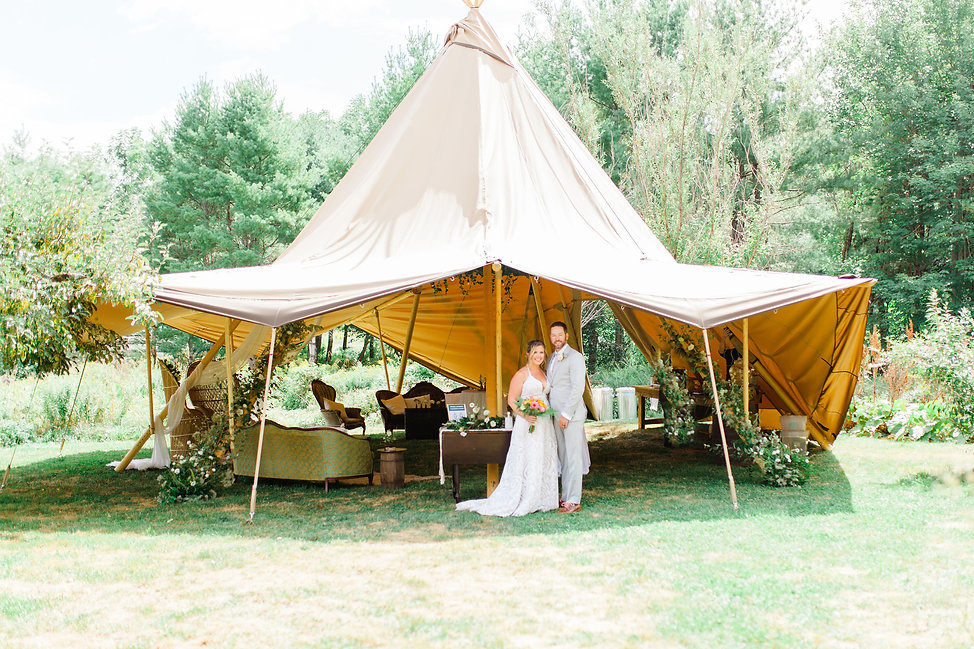 All-inclusive package stress-free small wedding. Intimate Wedding Weekend at Windhorse_20