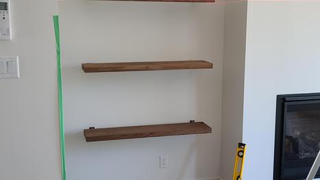 Floatting Shelves