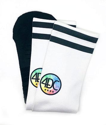 4DC B&W Socks