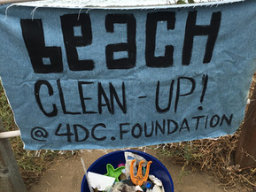Beach Clean-Up for Summer Fun on the 101