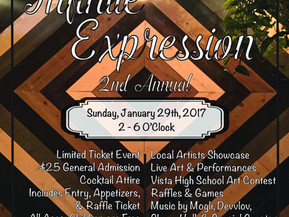 Kickin' off 2017 with the 2nd Annual Infinite Expression