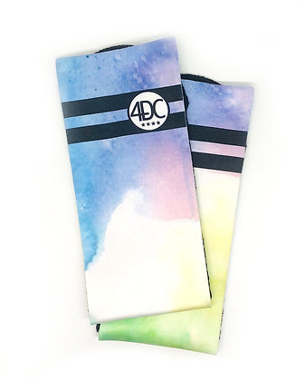 4DC Watercolor Socks v.2