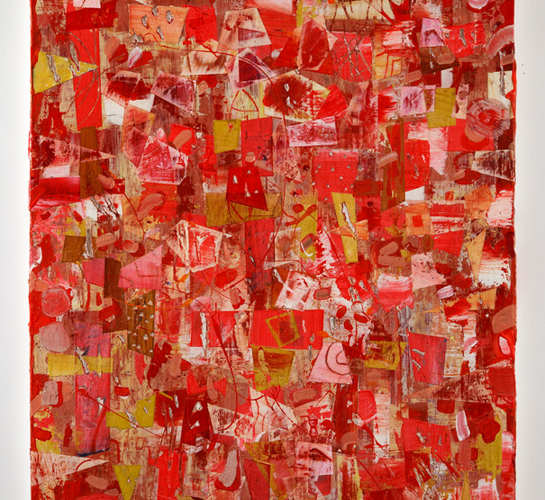 """Vincent Pomilio """"Red on Red"""""""