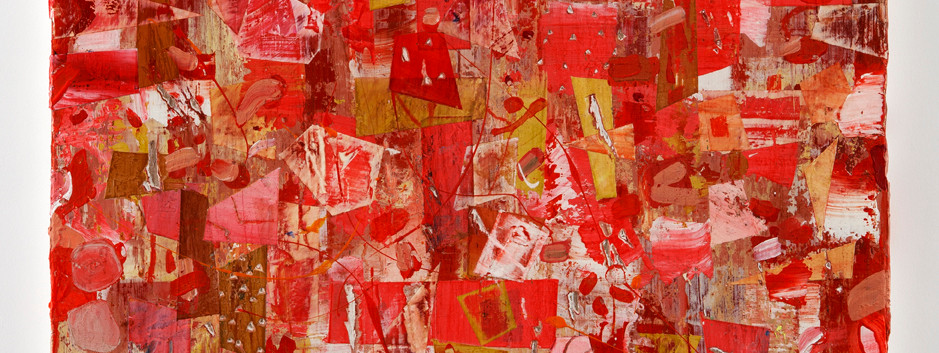 "Vincent Pomilio ""Red on Red"""