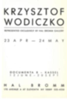 Wodiczko 1986 Card.jpg