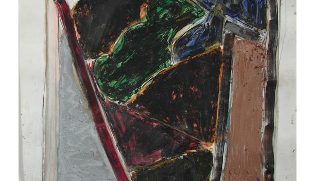 "Michael Goldberg ""Codex/Caboso #3"""