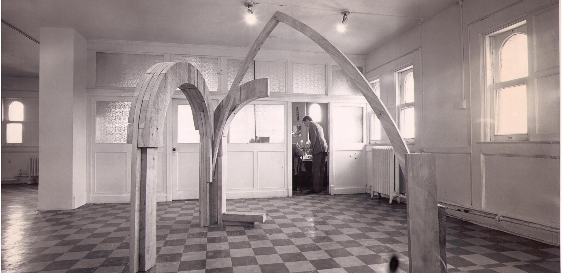 "Alice Adams ""Three Arches"" 1979"