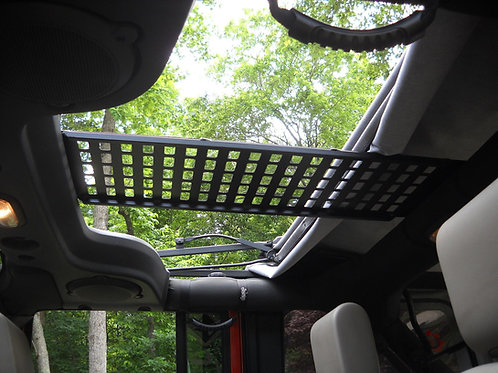 2007-18 JKU rear overhead molle panel