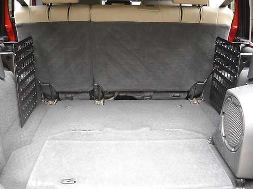 "2007-18 JKU Jeep basket molle panels ""pair"""