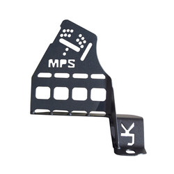 2007-18 4 Dr. holster/molle panel